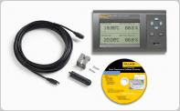 Hygro-Thermometer mit Datenprotokollierung