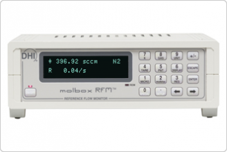 Referenzdurchflussmonitor molbox RFM