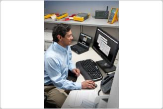 MET/TEAM calibration management software
