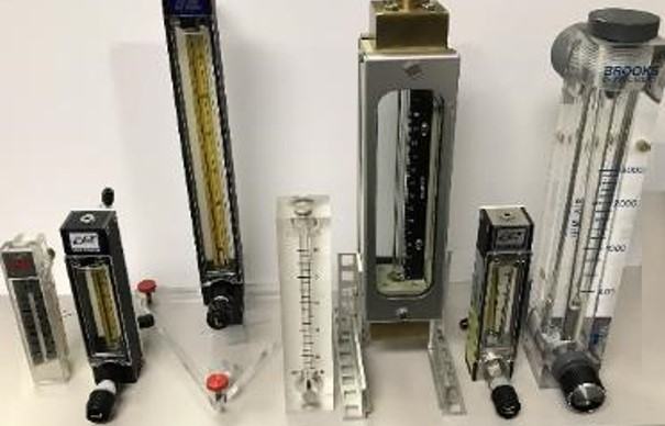 A Variety of Rotameters