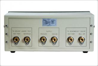 3990 Manual Pressure Control Packs rear view