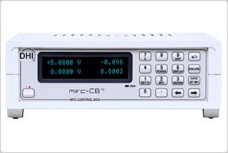 MFC-CB Control Box - gas mass flow controller