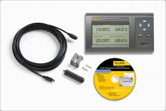Fluke 1620A Thermo Hygrometer Humidity Monitor
