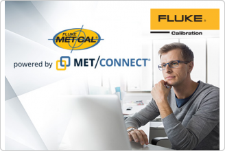 Person Using METCONNECT Calibration Integration App
