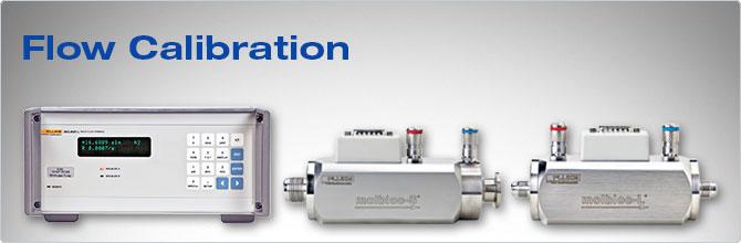 Flow Calibration from leading manufacturer Fluke Calibration