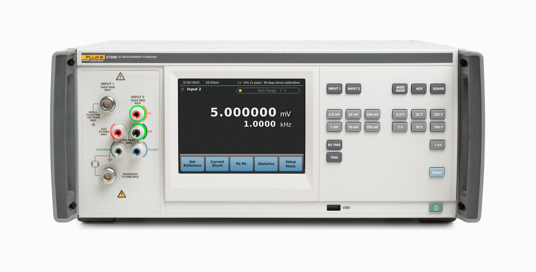 5790b Ac Measurement Standard Dc Converter Measuring Voltage Digital Multimeter From