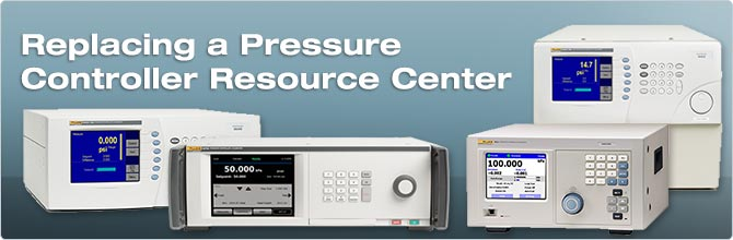 Pressure Controller Replacement Resource Center