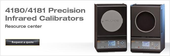 4180/4181 Precision Infrared Calibrators