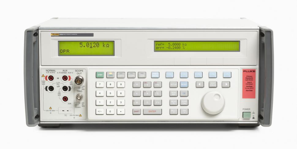 5502a multi product calibrator 55xx rh eu flukecal com Fluke Cal Fluke Meg Meter